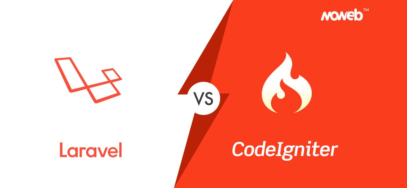 Laravel vs CodeIgniter  – A Dilemma for Businesses Worldwide
