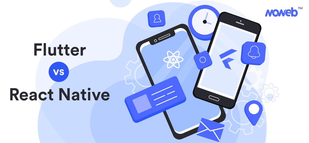Flutter Vs React Native: Everything You Ever Wanted to Know [INFOGRAPHIC]
